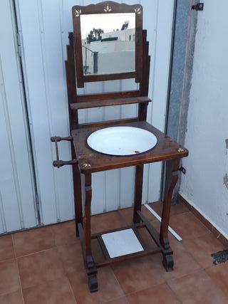 Lavabo antiguo de segunda mano en wallapop for Lavabos segunda mano