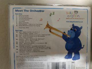 2 cd infantil baby Einstein