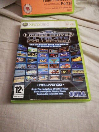 Mega Drive Ultimate Collection Xbox 360
