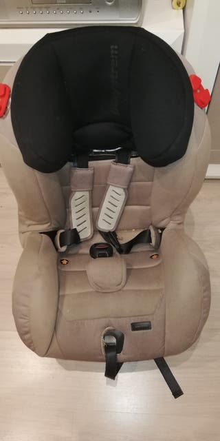 silla de coche grupo 1,2