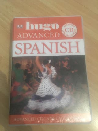 Brand new learn Spanish book and Cd set