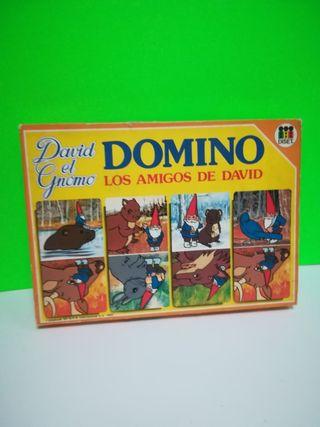 """DOMINO DE 1985"""" DE DAVID EL GNOMO NUEVO!!"""