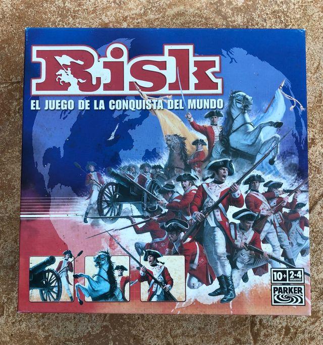 Risk Juego De Mesa Nuevo De Segunda Mano Por 35 En Vilassar De Mar