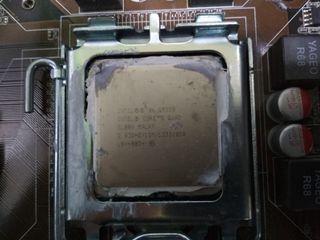 se vende procesador Intel quad core q9558