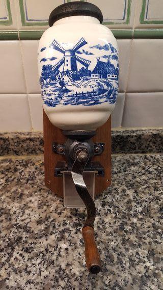 Molinillo de Café de cerámica.