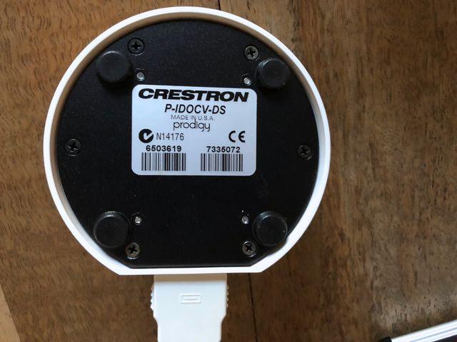 Crestron Prodigy P-IDOCV + iPod dock