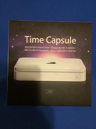 Disco duro Apple 2TB wifi