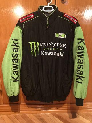 Cazadora Kawasaki Monster