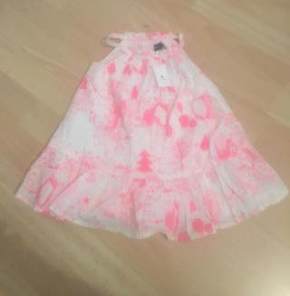 Brand new Baby gap girls dress 12-18 months
