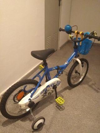 Bicicletas niño Btwin