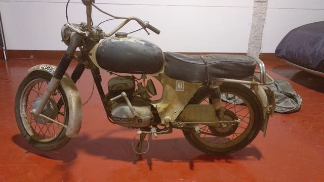 Bultaco Mercurio M22