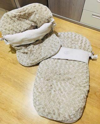 Sacos de silla bebe MAYORAL