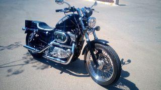 Harley Davidson Hugger 883