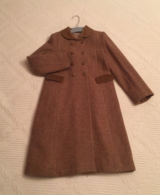 Abrigo Ingles de vestir niña RIGANS