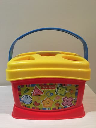 Juguetes. Fisher price.
