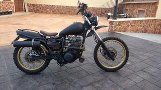 Yamaha XT 600 Bobber