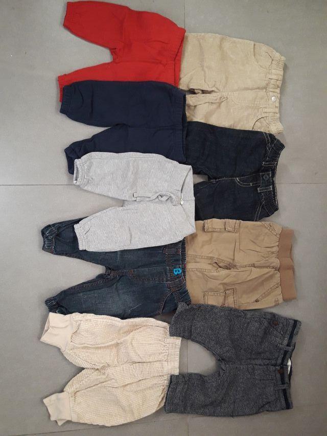 Lote ropa bebe 0-6 meses de segunda mano por 60 € en La Presa en ... fb9d716ec6f