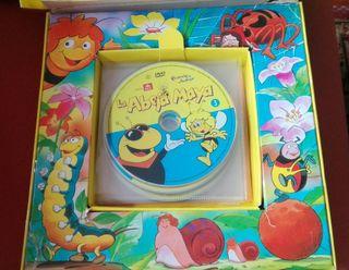 DVD Abeja Maya juguetes juegos puzzles regalos