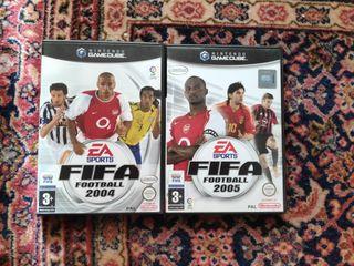 FIFA 2004 y FIFA 2005