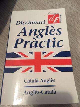 diccionari, Anglès pràctic