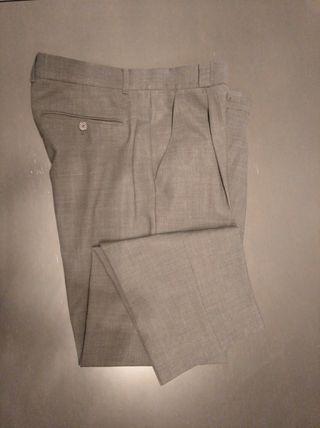 Pantalón traje caballero Caramelo