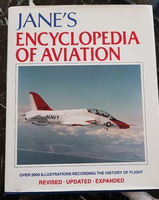 Libro Aviación: Jane's Encyclopedia of Aviation