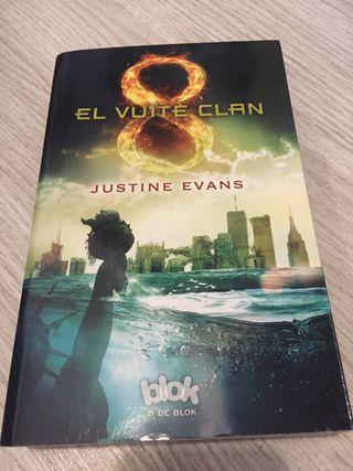 EL VUITÈ CLAN,. Justine evans