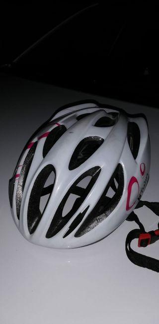 casco bicicleta BTT