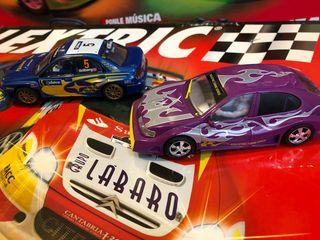 Scalextric C2 Rally
