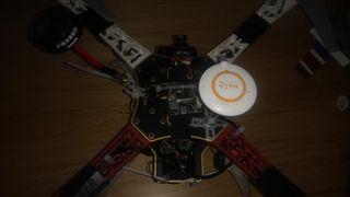 Dron f450 dji