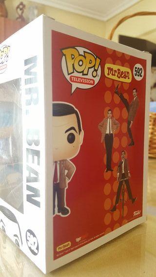 Pop Tv Mr. Bean con osito
