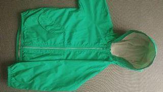 abrigo chubasquero zara