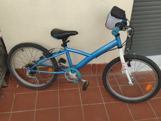 Bicicleta niño desde 4 años en adelante
