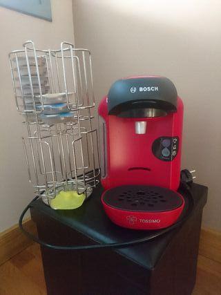 Cafetera tassimo bosch de segunda mano por 30 € en