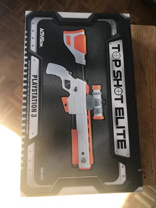Pistola Ps3 A estrenar
