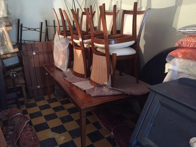 Mesa silla comedor de segunda mano por 900 € en Palma de Mallorca en ...
