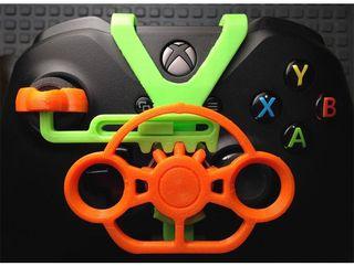 Mini volante para Xbox One y PS4
