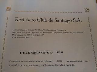 Acción Real Aero Club Santiago