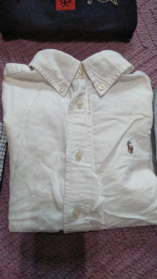 Camisa ralph lauren niño