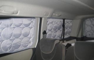 Aislantes de cabina Fiat Scudo Panorama - 2007-16