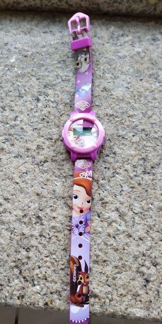 Reloj de la princesa Sofía