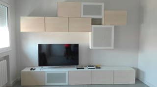 Mueble Salon Modelo BESTA por modulos - Sant Cugat