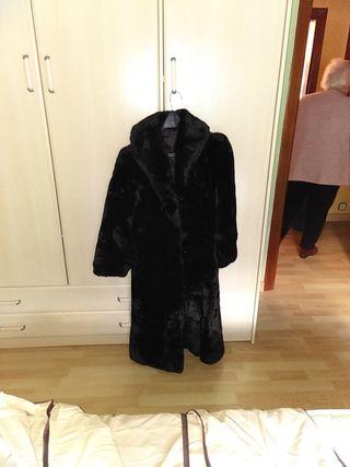 abrigo mouton