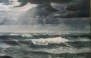 marinas y pinturas oleo