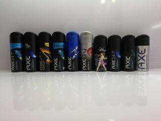 axe lynx desodorante bodyspray