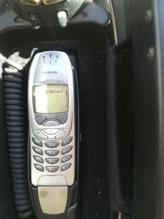 Soporte y teléfono Nokia