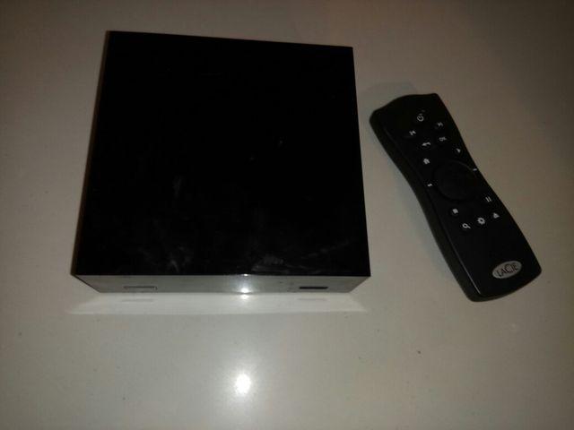 Caja Media Player Lacie Lacinema Mini Hd Usb 2.0
