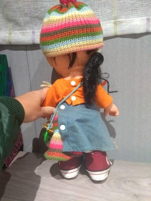 Muñeca Jagger de Famosa