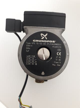 Bomba calefaccion Grundfos