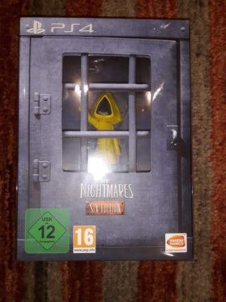 Little Nightmares Edicion especial PS4